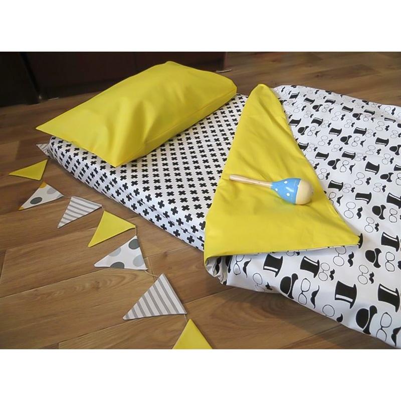 Комплект постельного белья для мальчика Денди