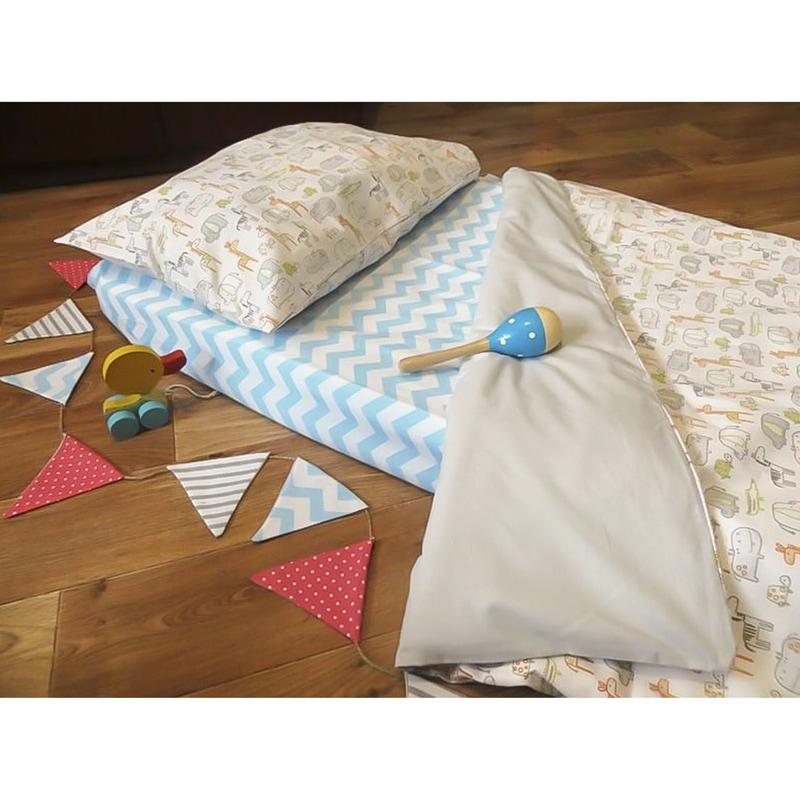 Комплект постельного белья для мальчика Сафари