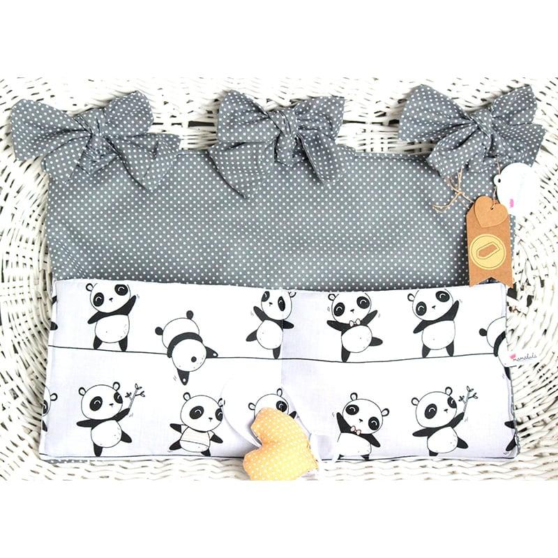 Органайзер на кроватку новорожденному Мишутка