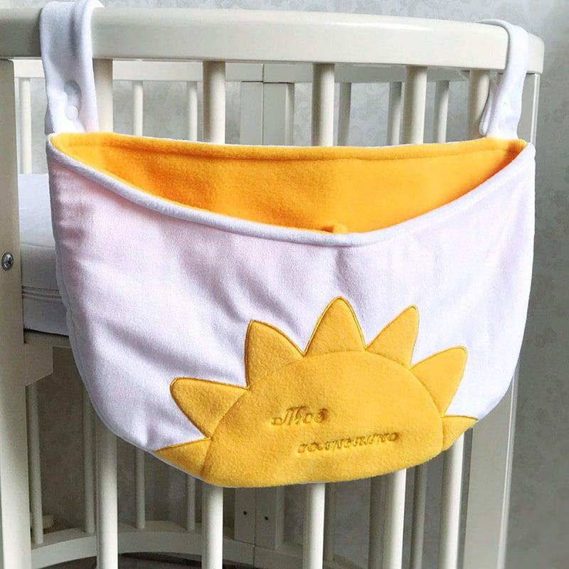 Органайзер карман на кроватку Солнце Мое