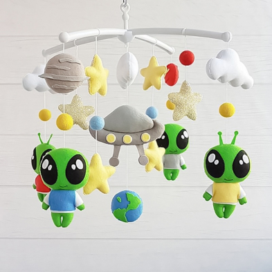 Дитячий мобіль Космічні Історії