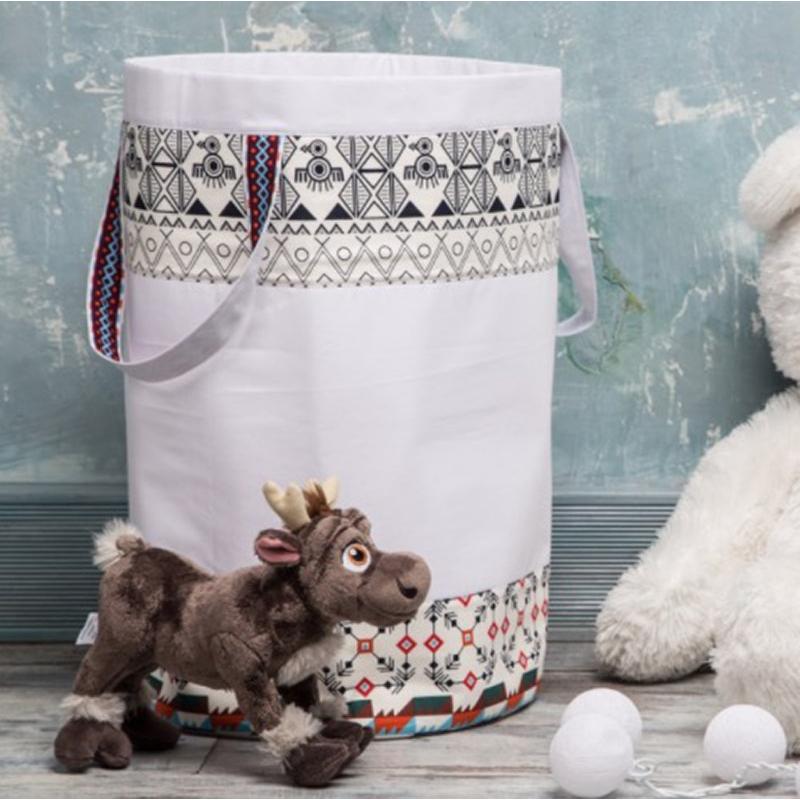 Корзина для игрушек в детскую Этно