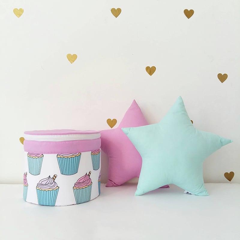 Кошик для іграшок дівчинці Сирсакеѕ