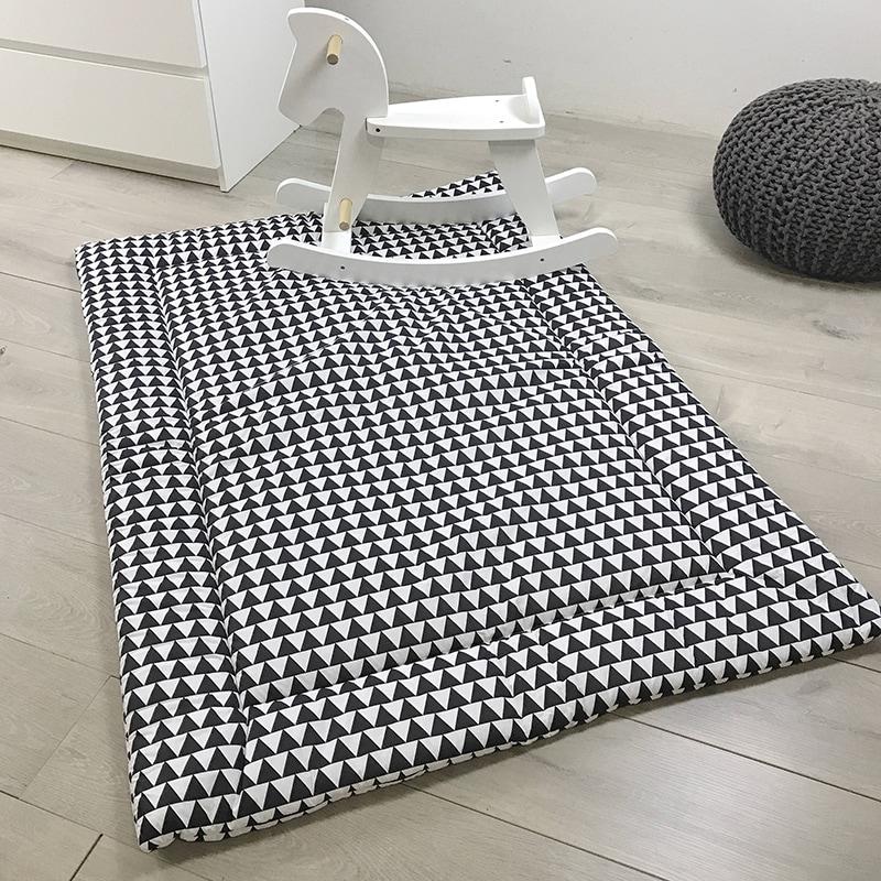 Игровой коврик для детей handmade Елочка