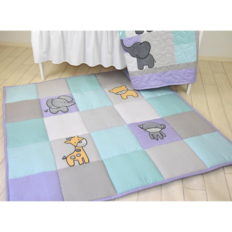 Ігровий килимок для хлопчика Сафарі