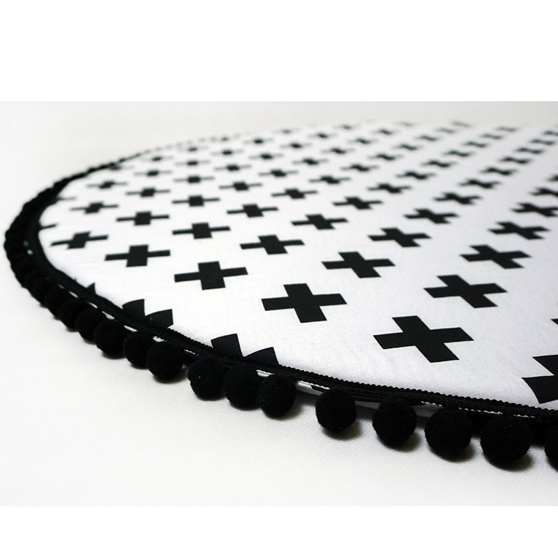 Игровой коврик для детей Геометрия