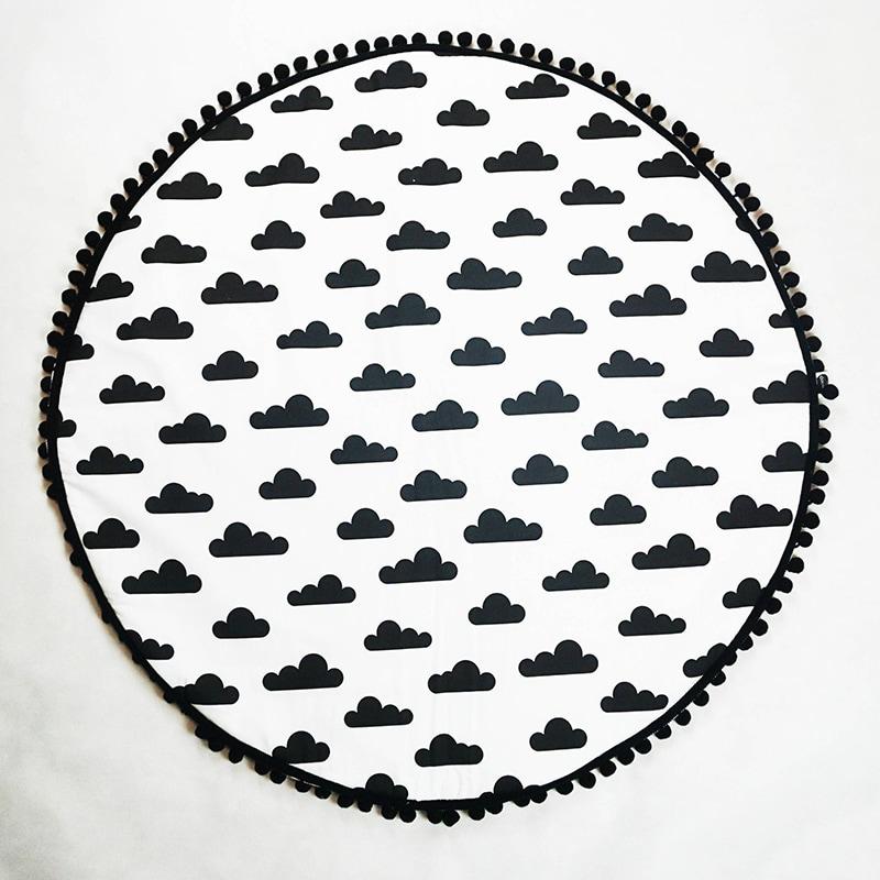 Игровой коврик для детей Облачко