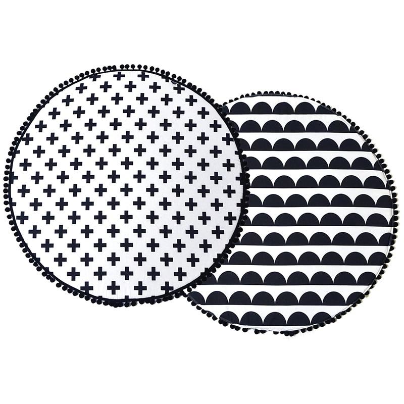 Ігровий килимок для дітей Геометрія