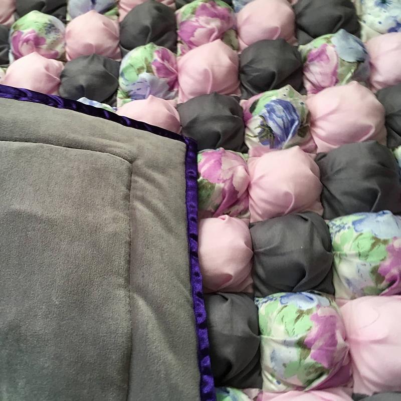Игровой коврик для девочки Незабудка