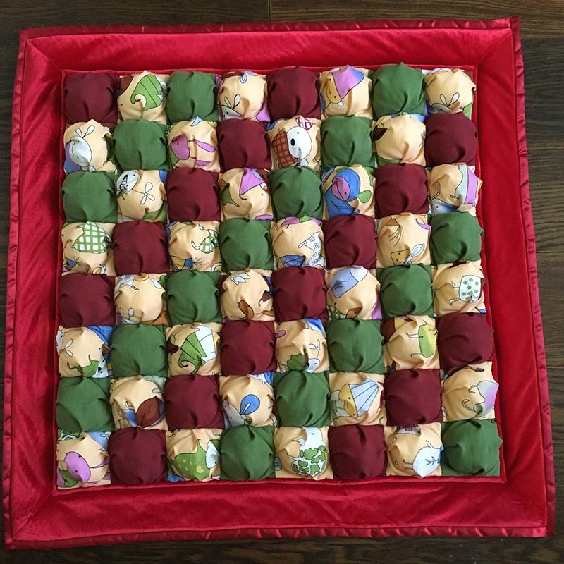 Игровой коврик для девочки Бубль Гум