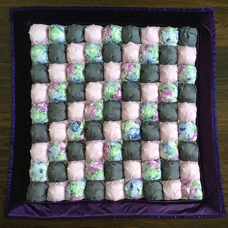 Ігровий килимок для дівчинки Незабудка