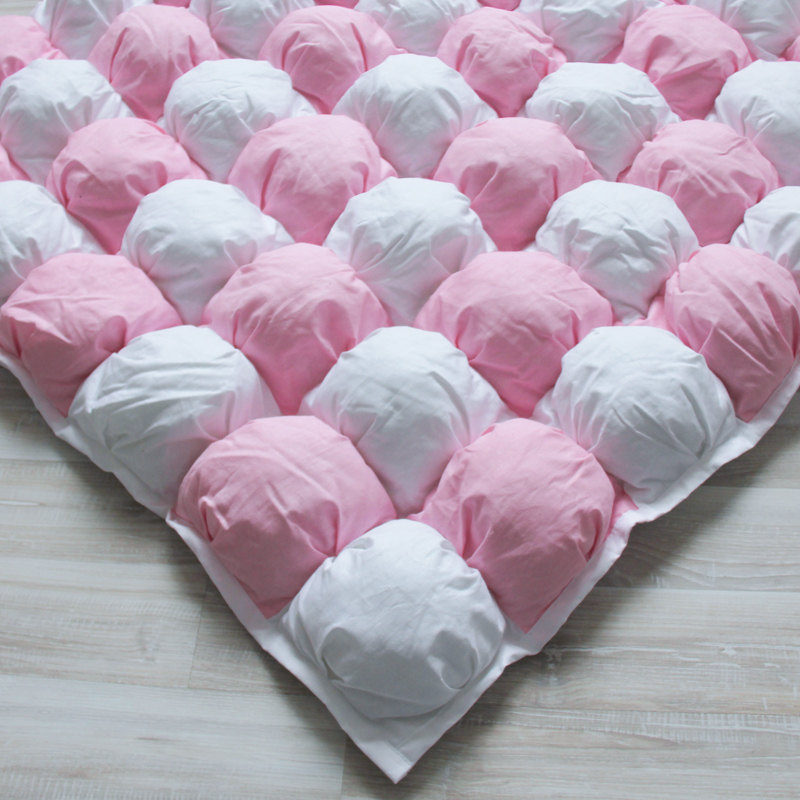 Ігрові килимки для дівчаток Рожева Пастила
