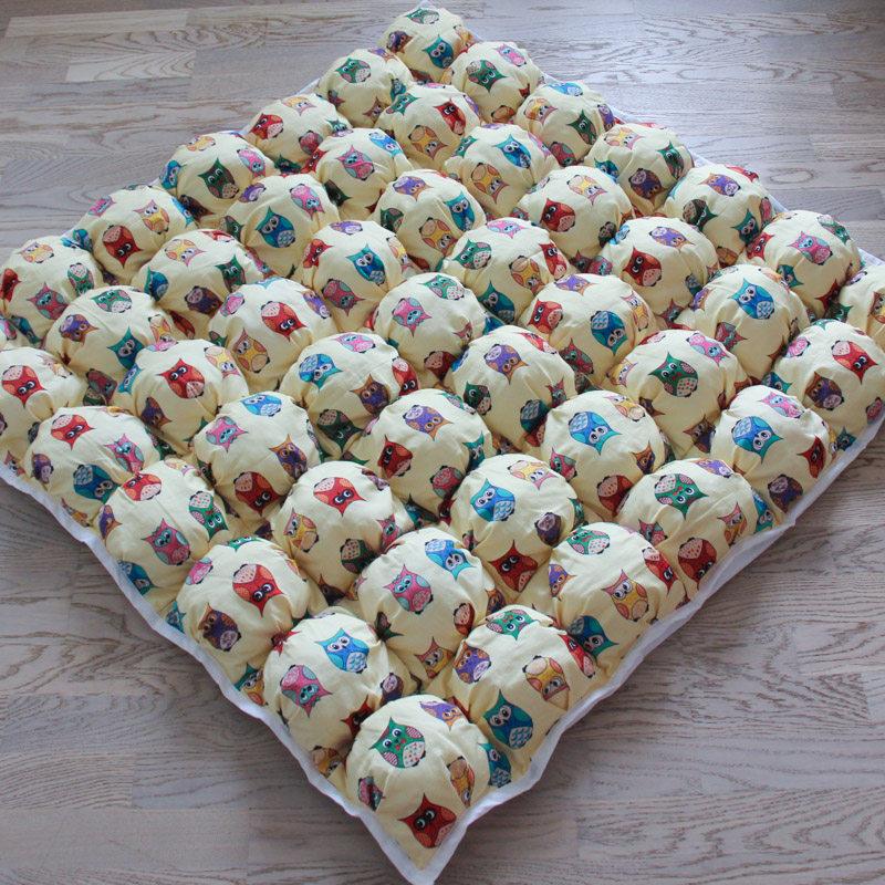 Ігрові килимки для дітей Совушки