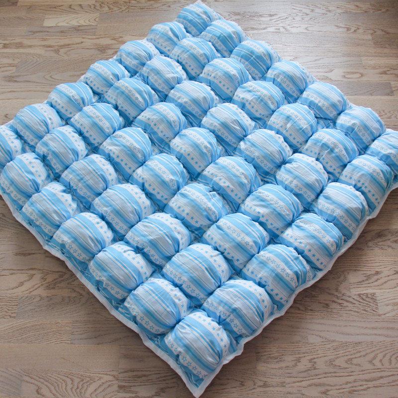 Ігрові килимки для хлопчиків Блакитний Пуф