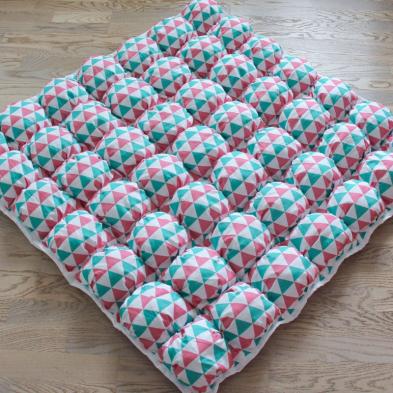 Ігрові килимки для дітей Пуф Трикутники