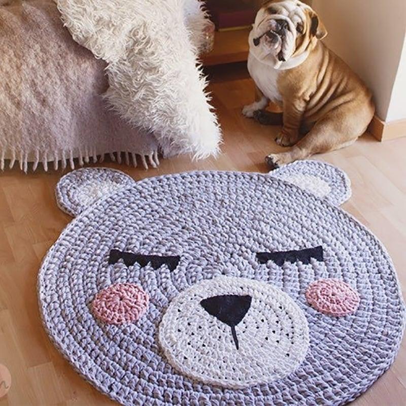 Игровой коврик для детей Pearl Teddy Bear