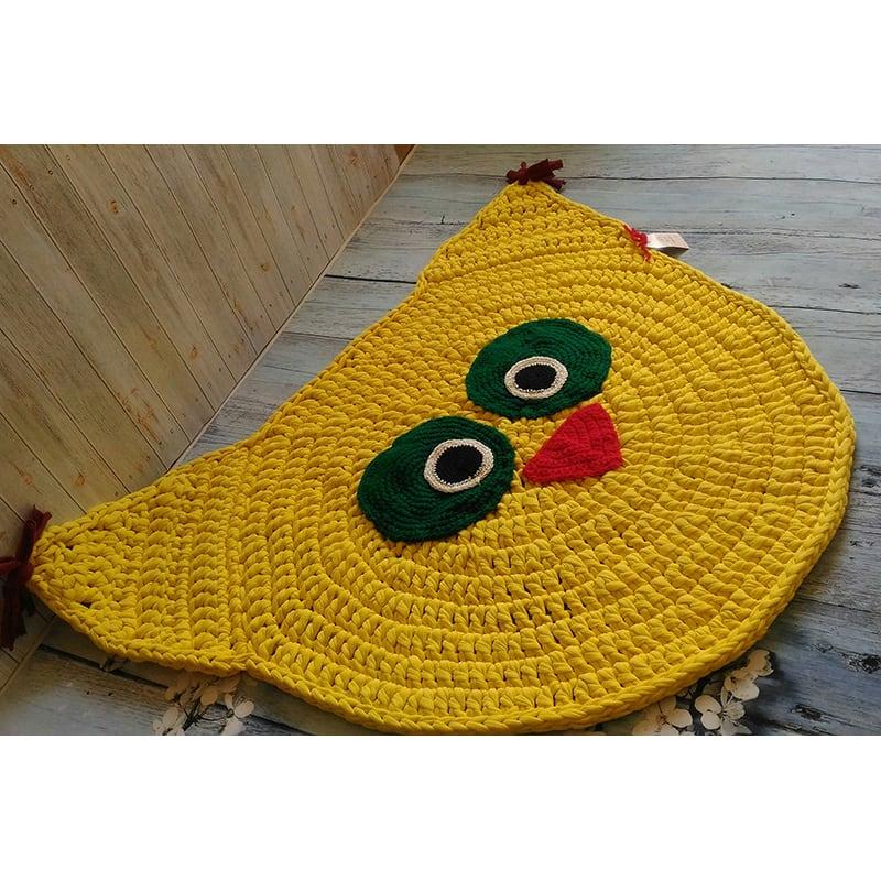 Игровой коврик для детей Yellow Bird