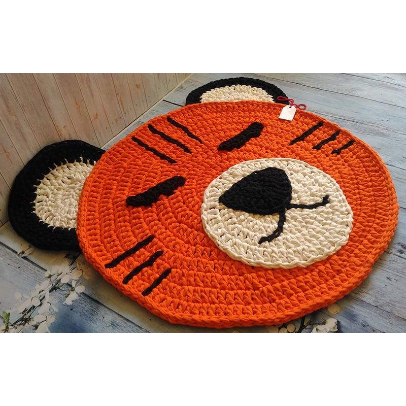 Игровой коврик детский Jolly Tiger