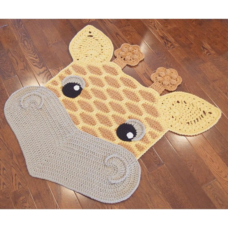 Коврик игровой для детей Yellow Giraffe
