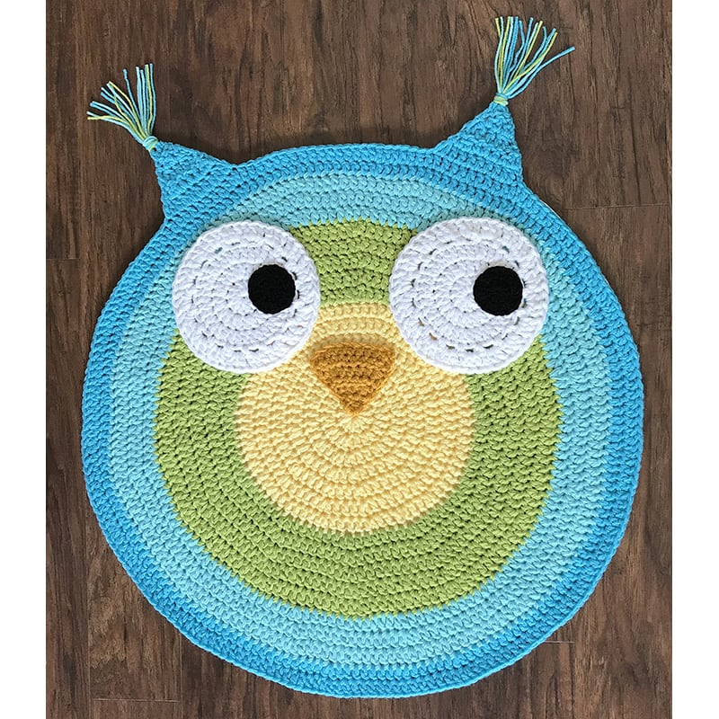 Ігровий килимок дитячий Wise Owl