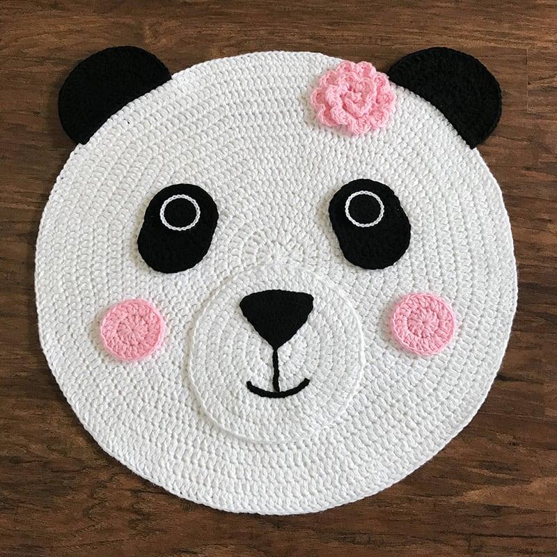 Ігровий килимок для дівчинки Sweet Panda
