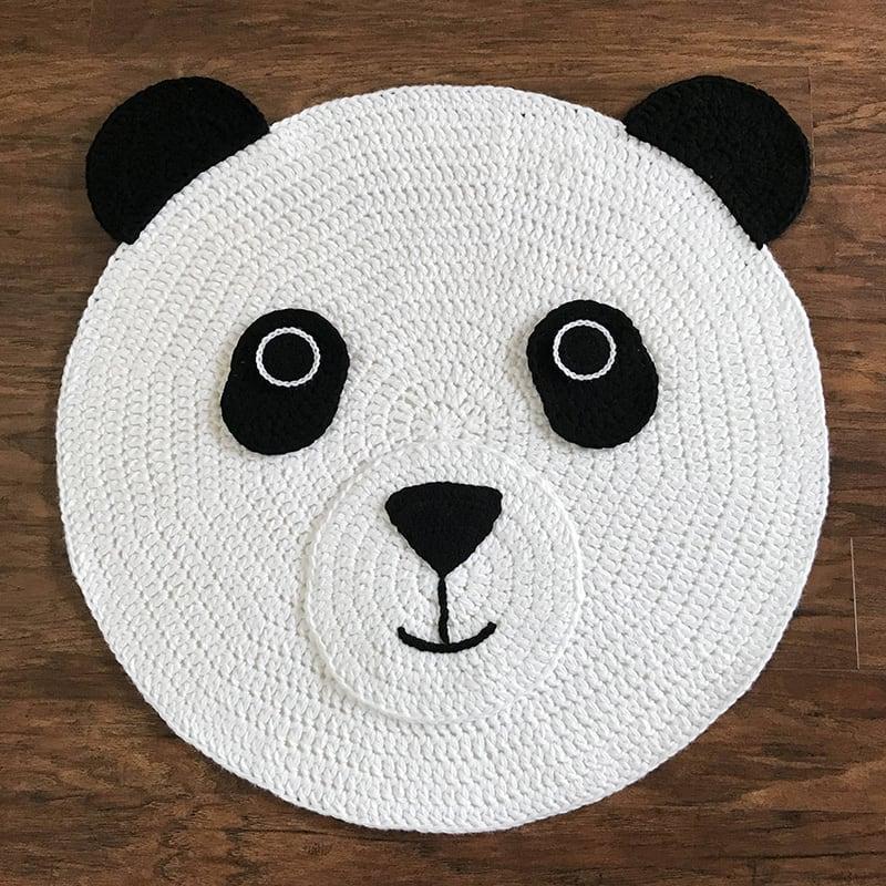 Игровой коврик для мальчика Panda