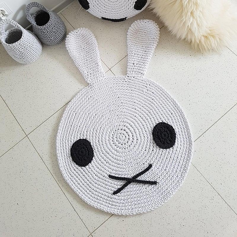 Коврик игровой для мальчиков Bunny Ben
