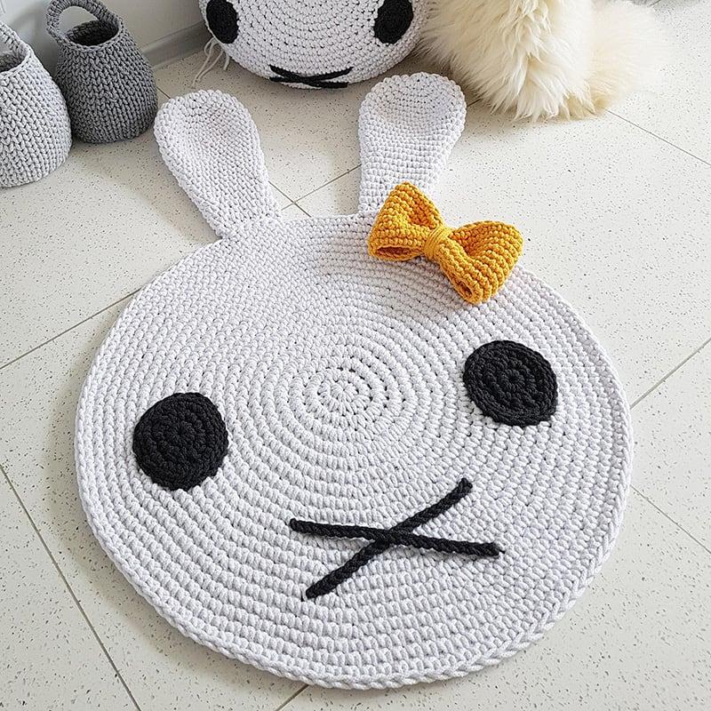 Игровой коврик для девочек Rabbit Anabel