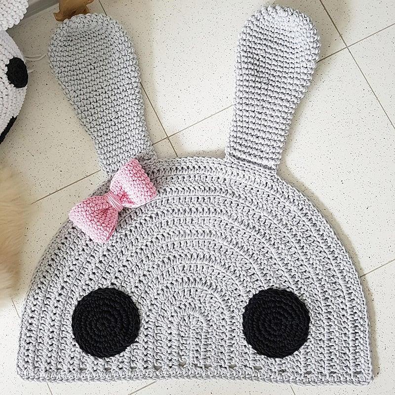 Килимок ігровий для дівчинки Rabbit Dora