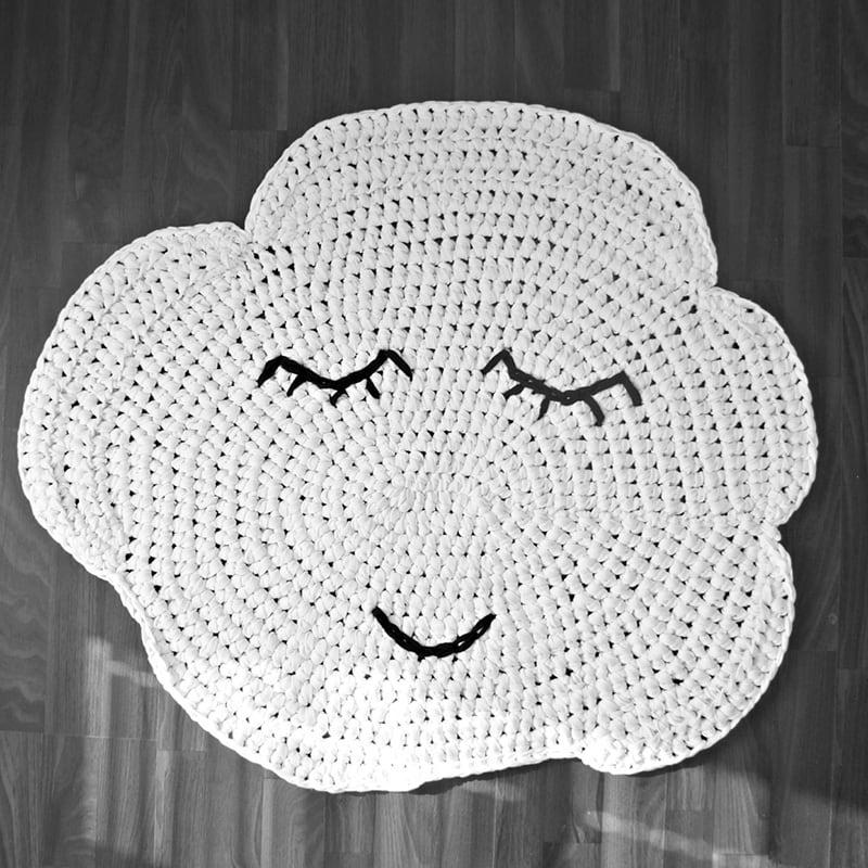 Ігровий килимок для дітей White Сloud