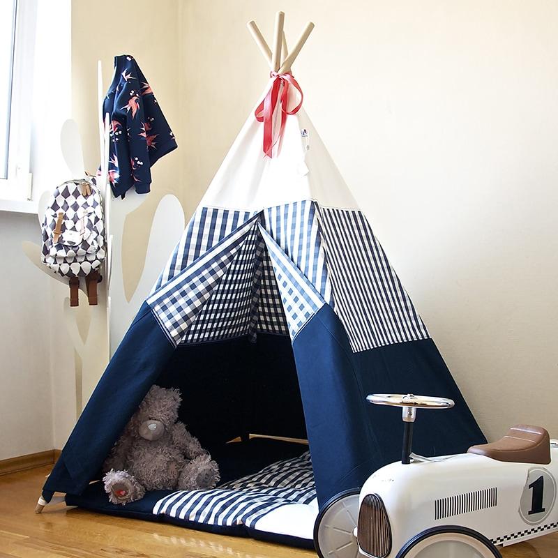 Вигвам палатка для мальчика Небо Громовых Птиц