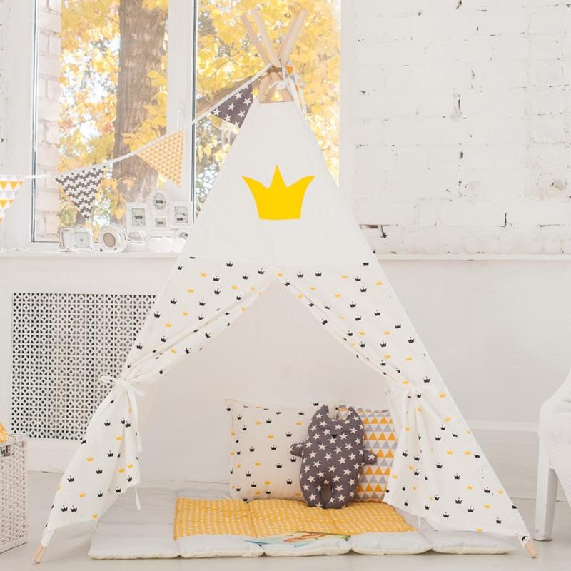 Вигвам палатка handmade Диадема