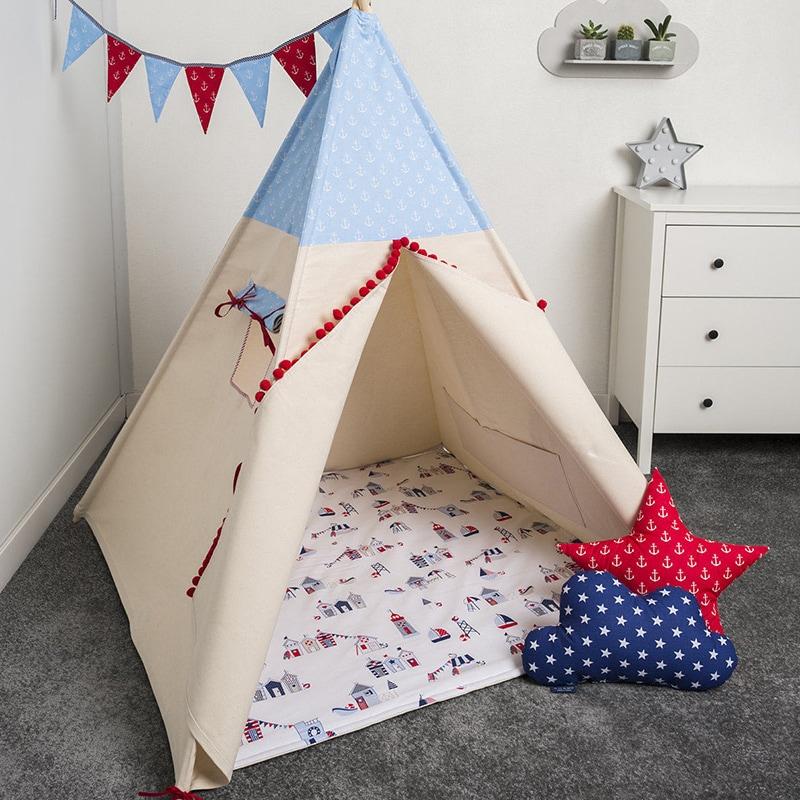 Палатка вигвам для детей Великое Путешествие