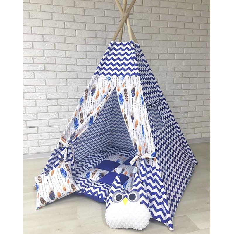 Вигвам-палатка на заказ Плывущий на Каноэ