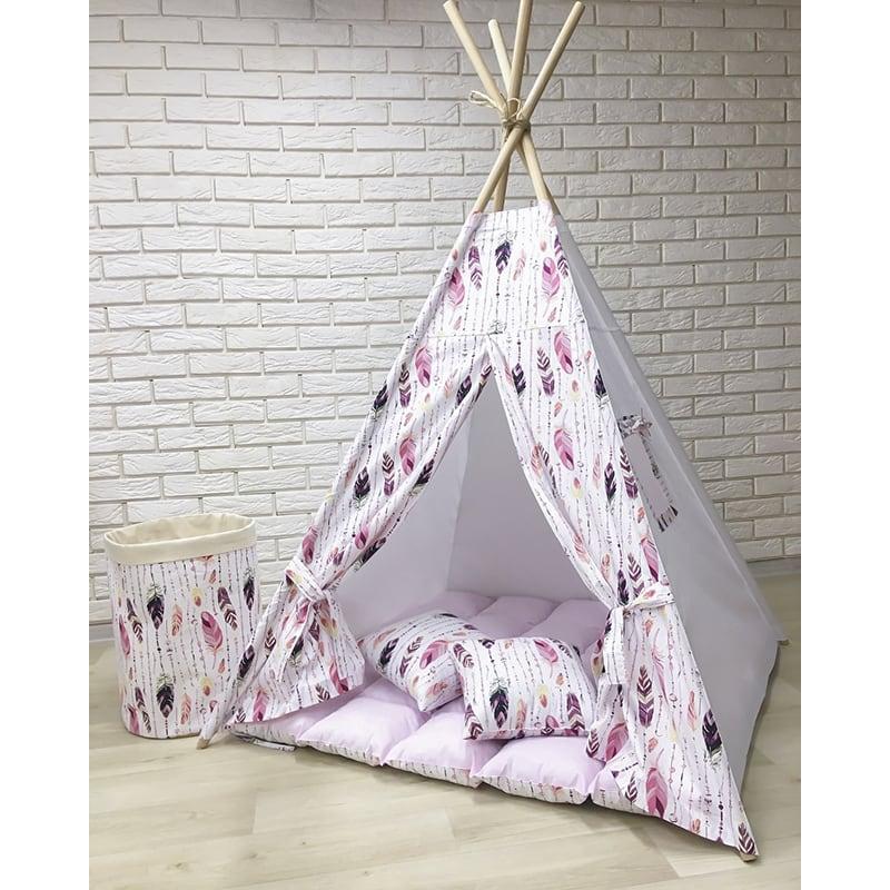 Вигвам handmade для детей Орлиный Охотник