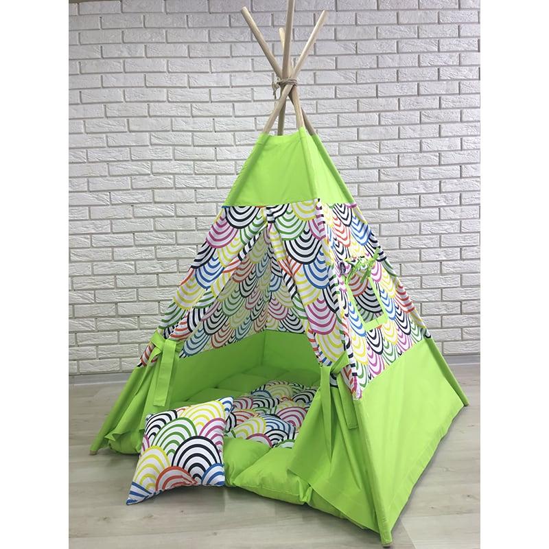 Вигвам-палатка на заказ Лес Нокоу