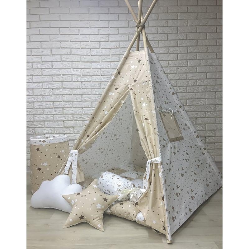 Детская палатка-вигвам Тот, Кто Держит Часы