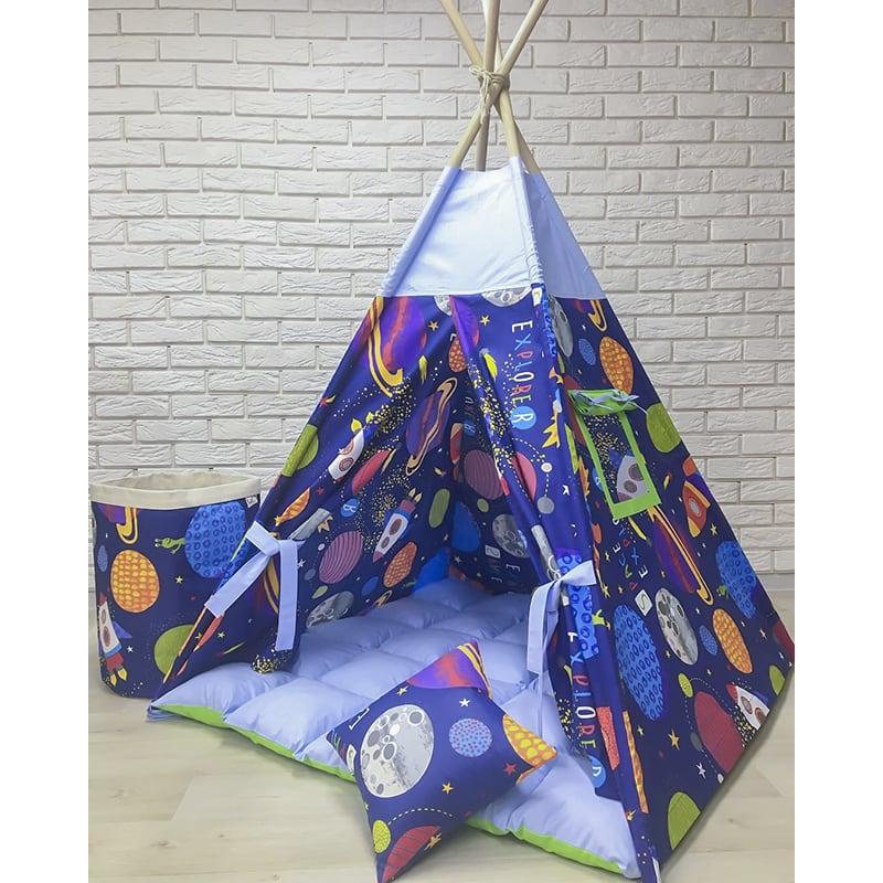 Палатка-вигвам для детей Хорошая Дорога Чэнкууоштей