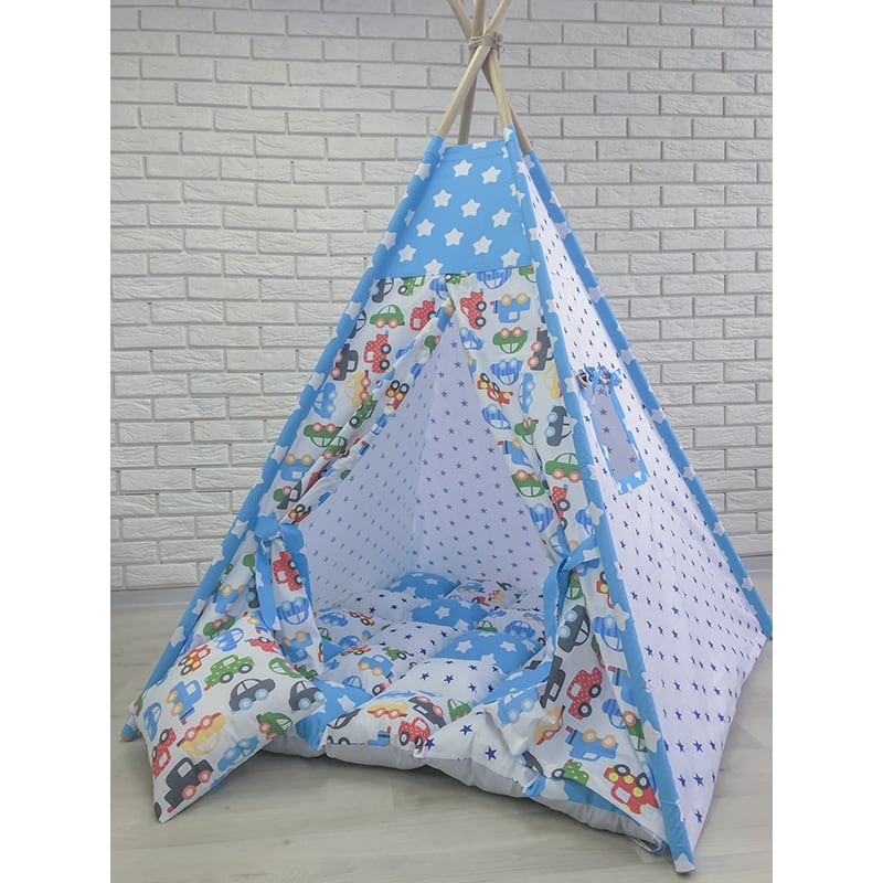 Детская палатка-вигвам Храброе Сердце