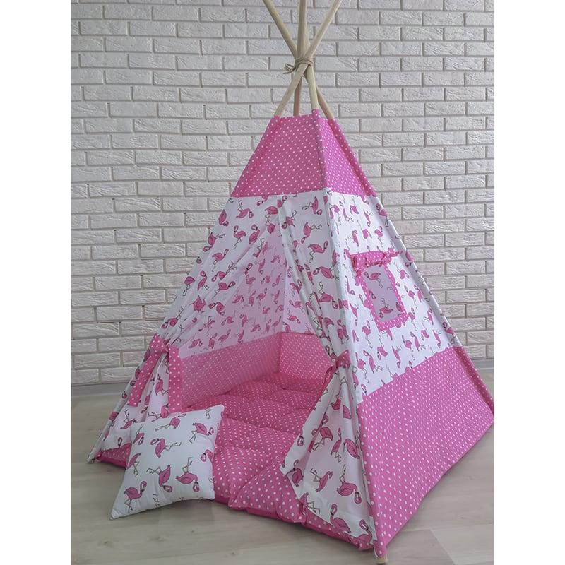 Авторский вигвам-палатка на заказ Подобная Птице