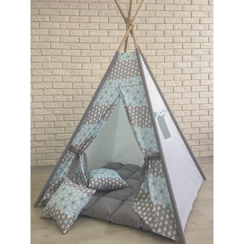 Палатка-вигвам Серединная Скала Дождя