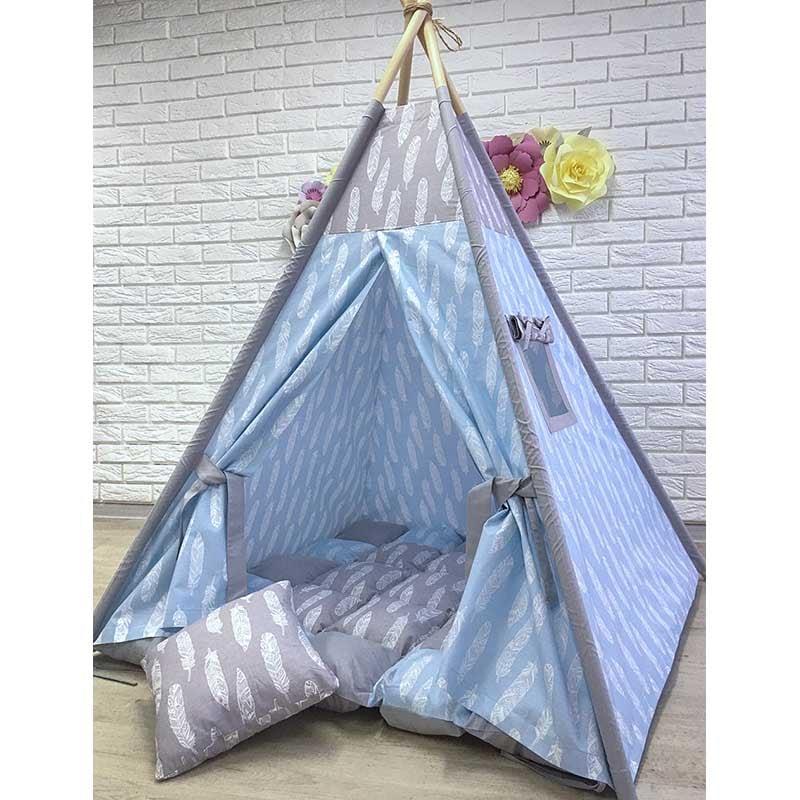 Вигвам-палатка для мальчика Орлиный Охотник