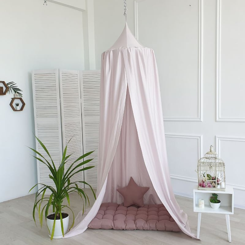 Намет Pavilion Royal Rose pink satin