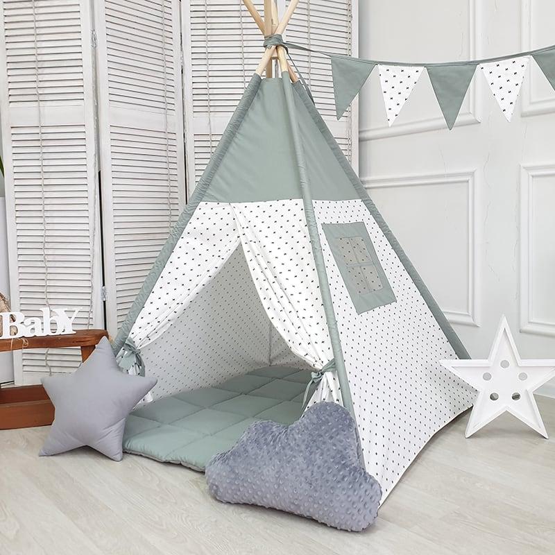 Вигвам палатка Белый Ястреб