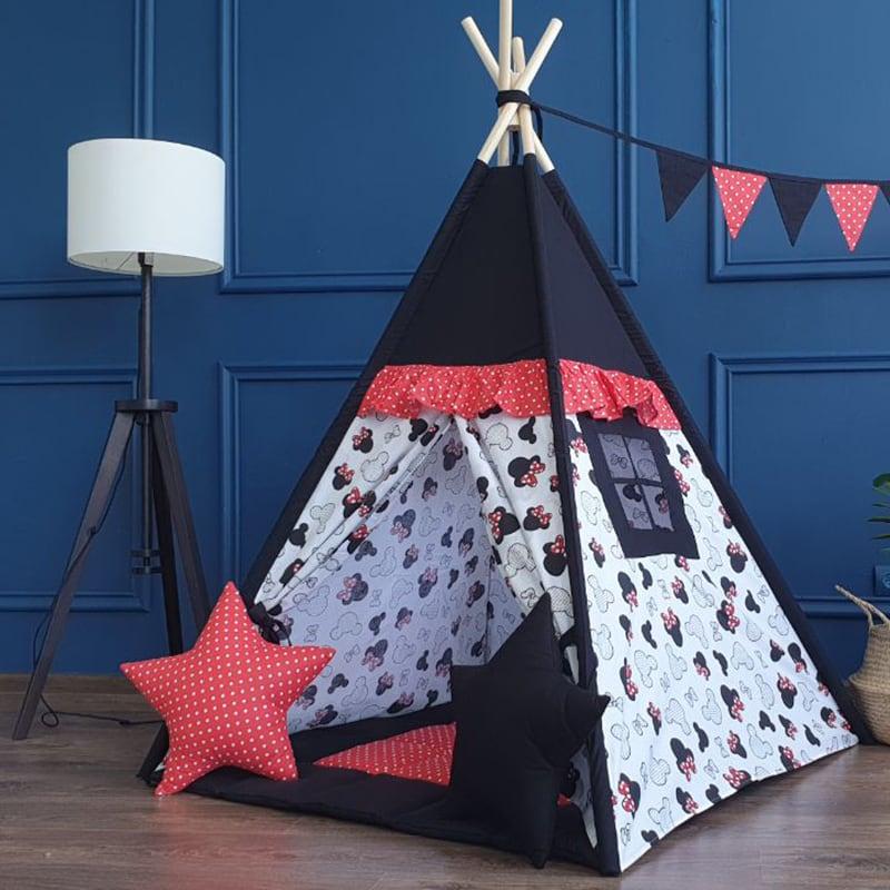 Вигвам палатка для детей Хитрая Мышка