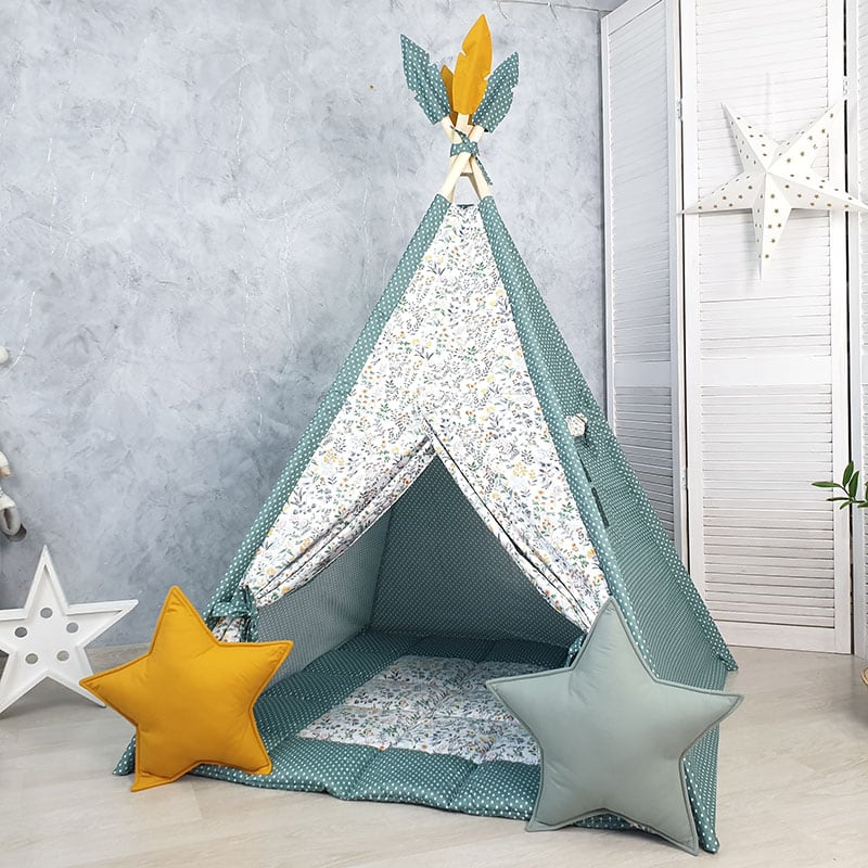 Детская палатка вигвам Дерево Ивы