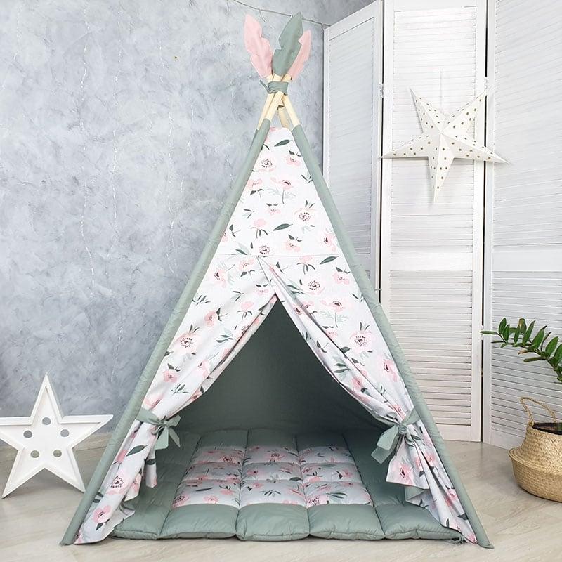 Детская палатка вигвам Магия Магнолии