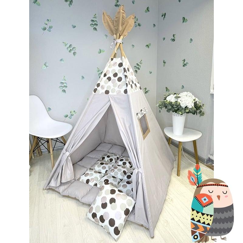 Дитяча палатка вігвам Серединна Земля