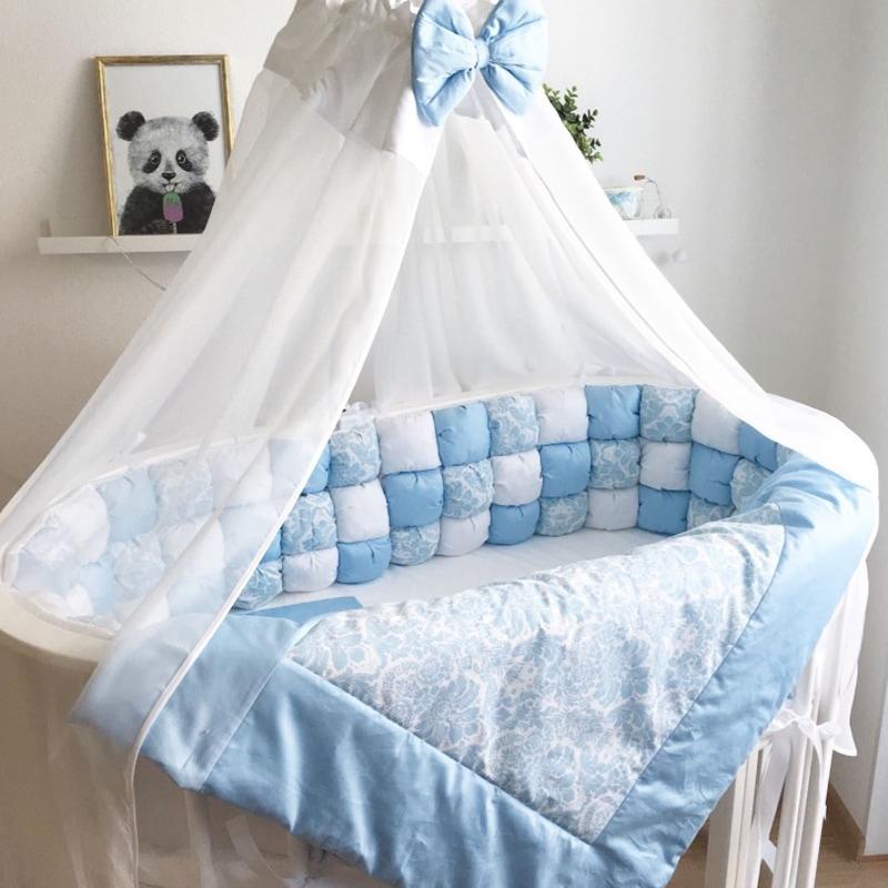 Бортики в кроватку Bon-Bon для Принца