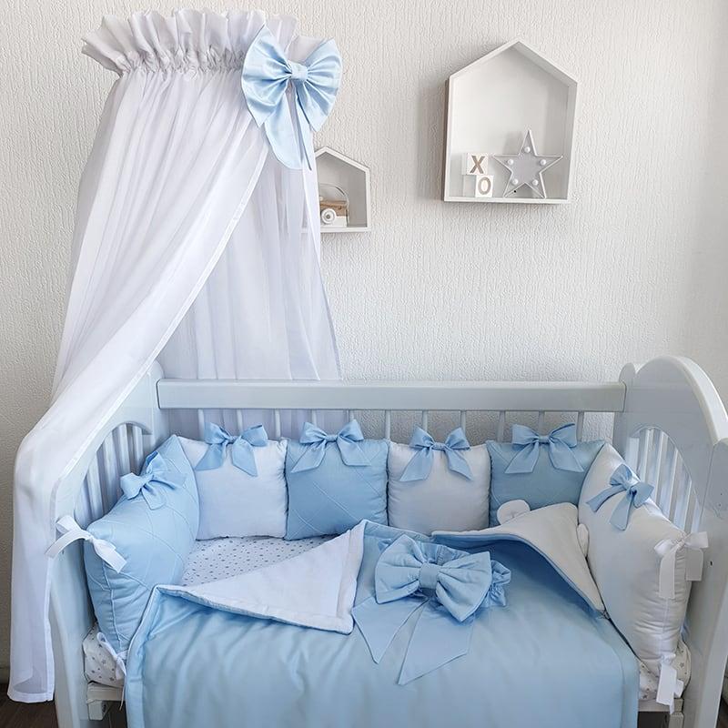 Бампери подушки хлопчикові Класика